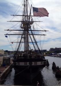USS Constellation Baltimore Maryland