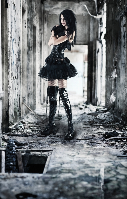 Corelei Neverest, Jill Archer, Dream Interrupted, gothic romance, dark fantasy