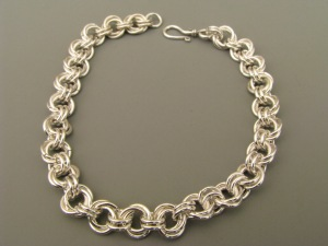 chainmail jewelry, Beth Caudill, fantasy, author, books