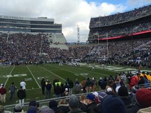 Penn State v. Temple November 15, 2014