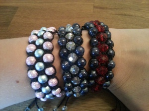 Sabina Multi-Color Bracelets