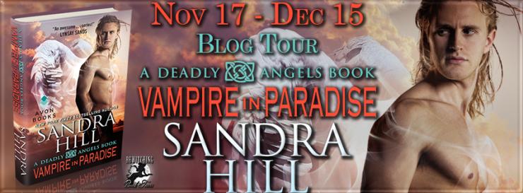 Sandra Hill, vampires, angels, paranormal romance