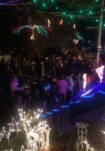 34th Street Crowds