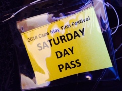 Cape May Film Fest Pass
