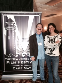 Baltimore filmmaker Steve Yeager and Me