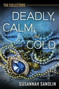 Deadly Calm and Cold, romantic thriller, crown jewels
