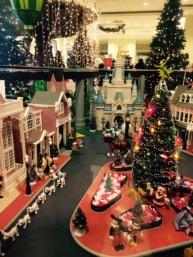 Disney's Main Street in the Magic Kingdom