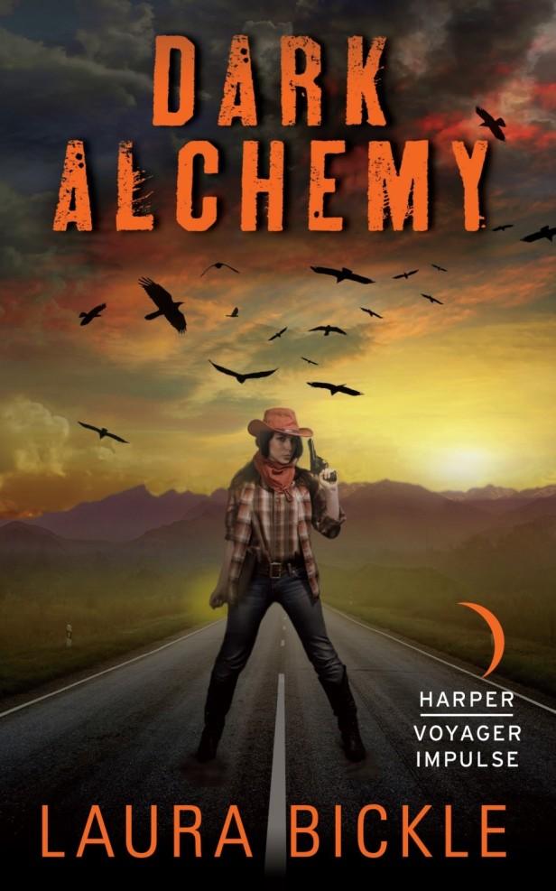 Dark Alchemy, Laura Bickle, fantasy