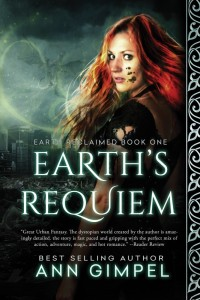 urban fantasy, dystopian, Ann Gimpel, Earth's Requiem