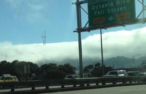 Breslin San Francisco Fog