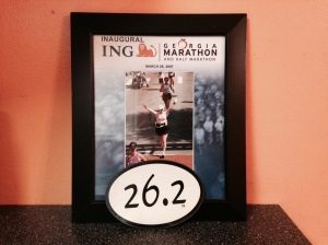 Anise Rae Marathon