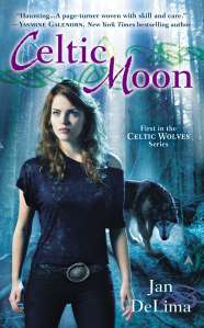 Celtic Wolves Celtic Moon