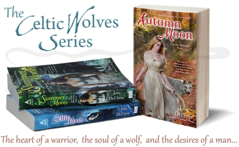 Celtic Wolves Series