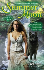 Celtic Wolves Summer Moon