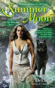 Celtic Wolves Summer Moon