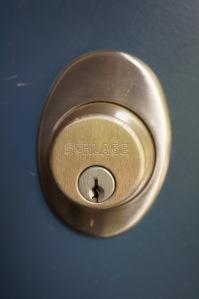 Laurel Wanrow door lock