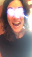 Laser eyes