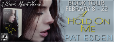 A Hold On Me Banner
