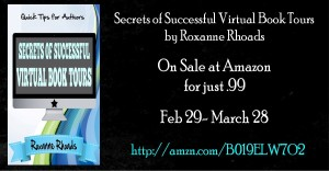 Roxanne Rhoads Secrets of Successful Virtual Book Tours Amazon Sale