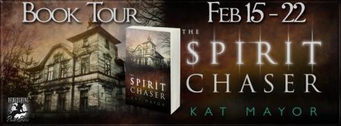 The Spirit Chaser Banner