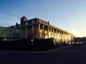 Gilded Congress Hall