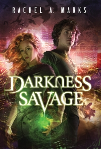 young adult, urban fantasy, Rachel Marks