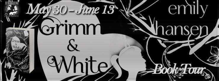 Grimm White Banner