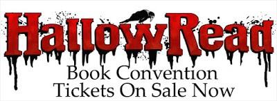 Halloween, books, book convention, HallowRead, Maryland, fantasy, horror
