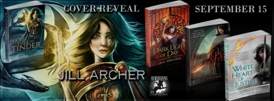 Pocket Full of Tinder, Cover Reveal, Jill Archer, Noon Onyx, Rebecca Frank, fantasy