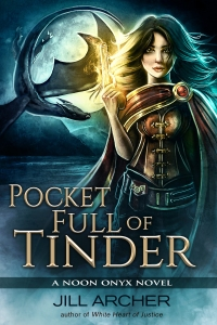 Pocket Full of Tinder, Jill Archer, Noon Onyx, Rebecca Frank, fantasy