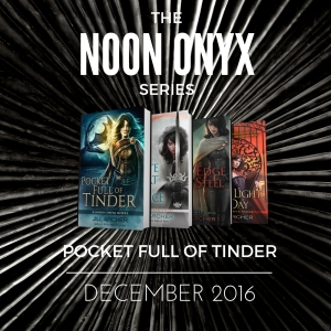 Jill Archer, Noon Onyx, Pocket Full of Tinder, fantasy