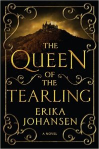 fantasy, futuristic, medieval, magic, Erika Johansen, The Queen of the Tearling