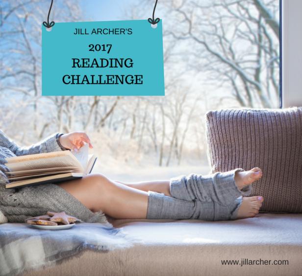 Jill Archer, 2017 Reading Challenge