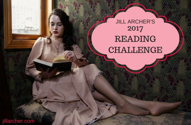 Jill Archer, 2017 Reading Challenge, books, fantasy, Jane Austen