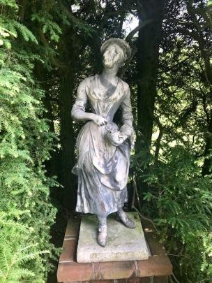 Mystery Sculpture from Ladew's Sculpture Garden